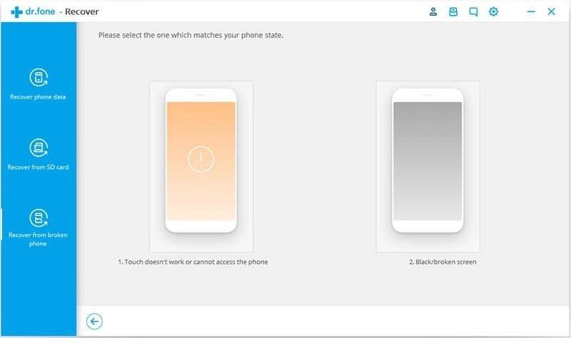 Android Dati Recupero Passo 14