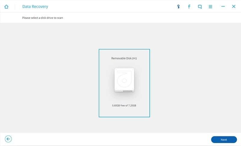 Android Dati Recupero Passo 9