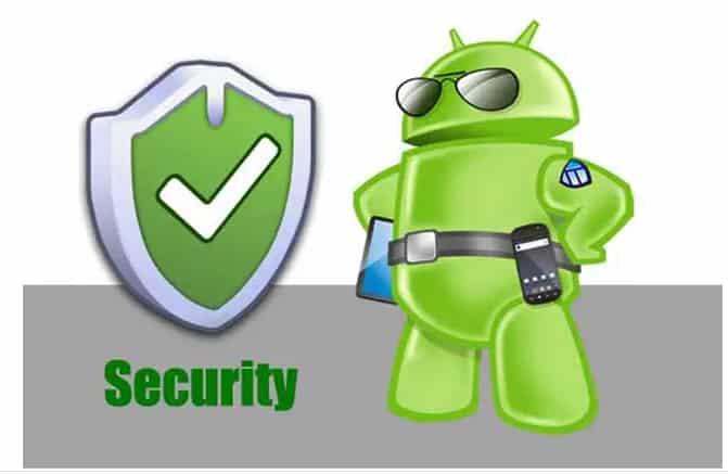 App di sicurezza mobile per Android