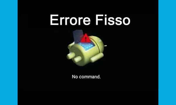 Come risolvere nessun errore di comando in modalità di ripristino su Android